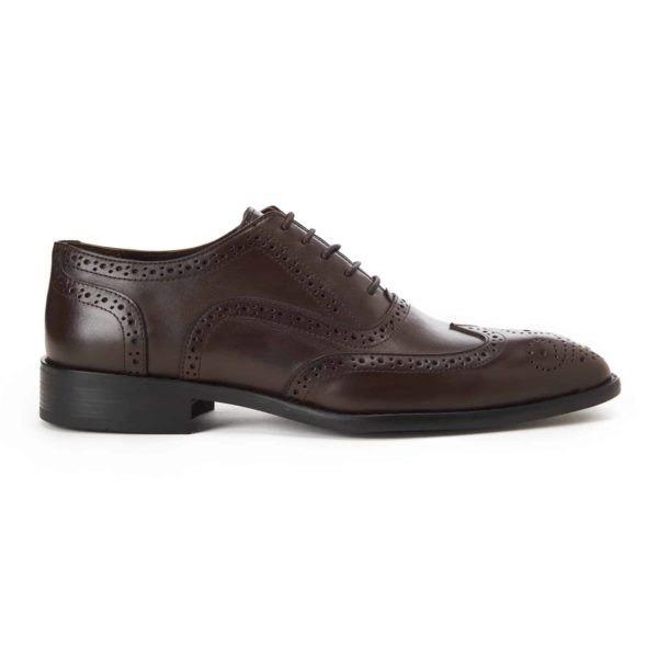 Brown Oxford Shoes-032
