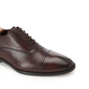 Brown Derby Shoes- 031