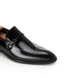 Black Wingtoe Brogue - 034