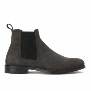 Brava's Premium Collection- Grey Chelsea Halfboot