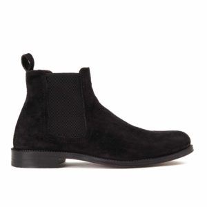 Brava's Premium Collection- Black Chelsea Halfboot